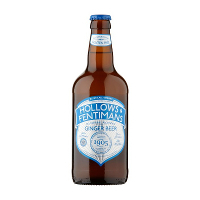 Hollows Alcoholic Ginger Beer