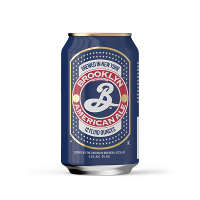 Brooklyn American Ale Cans