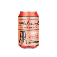 Foolproof Barstool Golden Ale