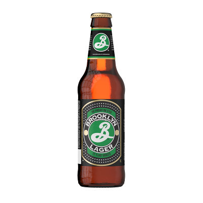 Brooklyn Lager Bottle