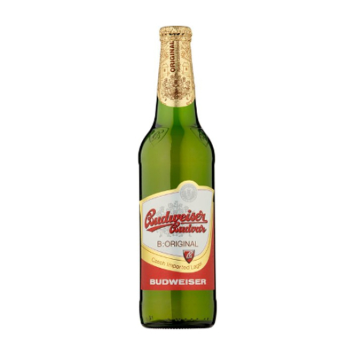 Budvar Bottle