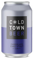 Cold Town Chocolate Cake Stout
