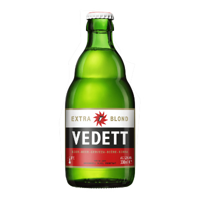 Vedett Extra Blonde Bottle