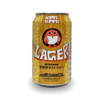 Hitachino Nest Lager Cans