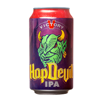 Victory HopDevil IPA Can