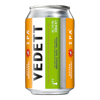 Vedett IPA Can