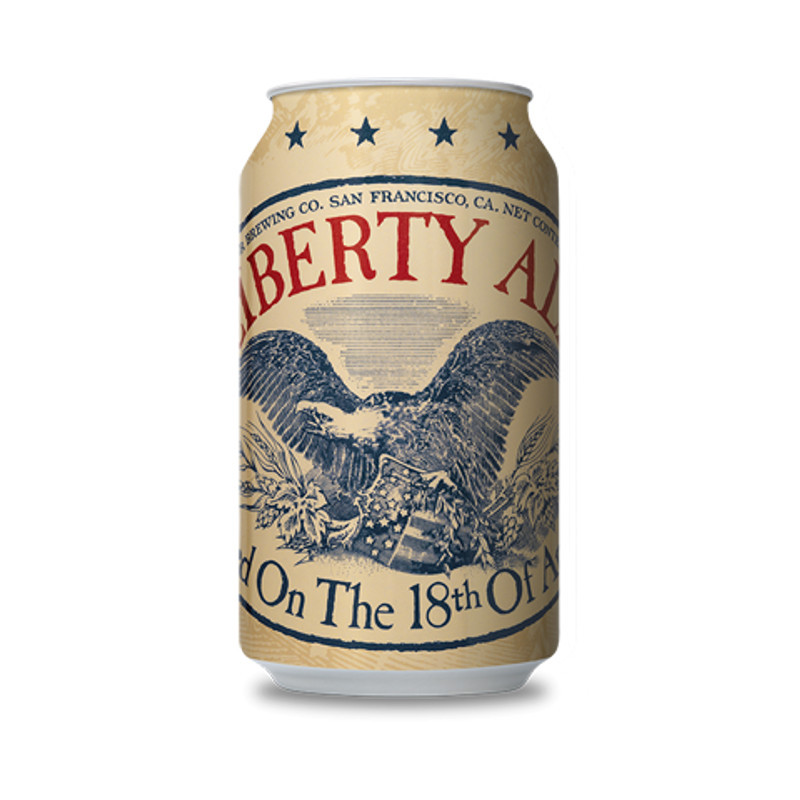 Liberty Ale Can