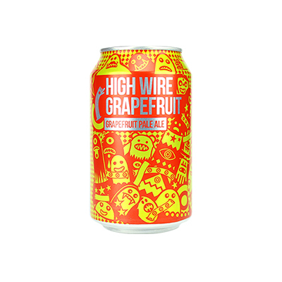Magic Rock High Wire Grapefruit Cans