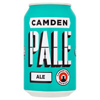 Camden Town Pale Ale Cans