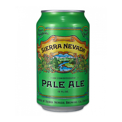 Sierra Nevada Pale Age Can
