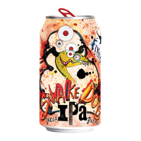 Flying Dog Snake Dog IPA Cans