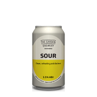 Garden Brewery Sour Can