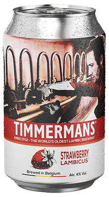 Timmermans-Strawberry-Can-400