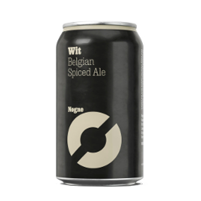 Nogne O Belgian Wit Can Product