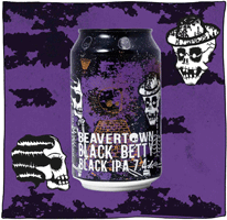 Beavertown Black Betty Cans