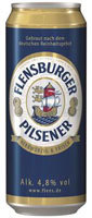 Flensburger Pilsener CAN
