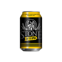 Stone Brewing Go To IPA Cans