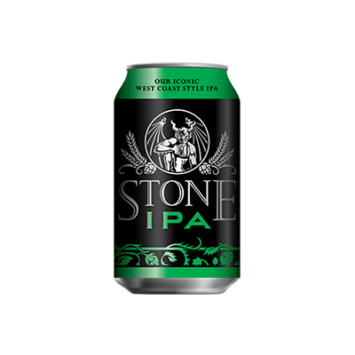 Stone's IPA - can