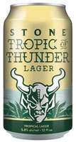 Stone Brewing Tropic of Thunder